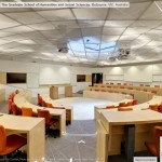 Round Lecture Theatre by Barney